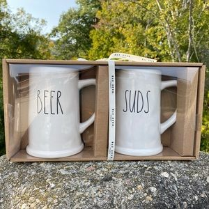 BEER SUDS RAE DUNN Pint Set Gifts 2020 NWT NEW